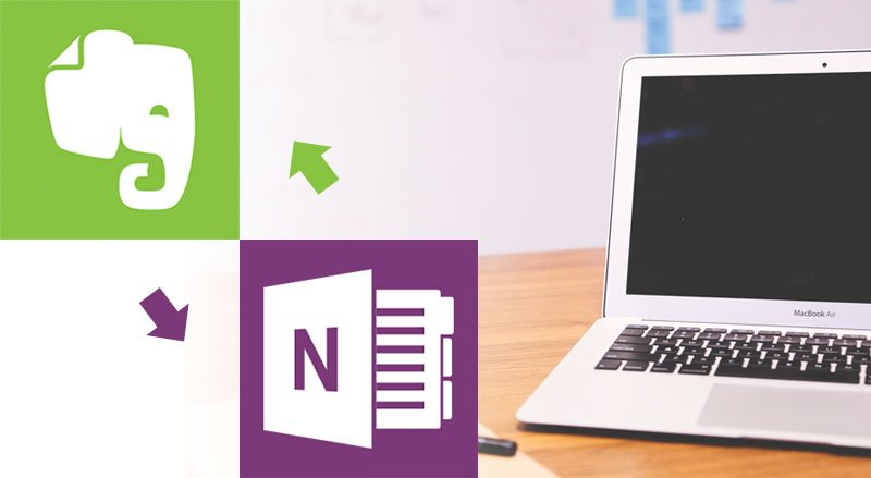 Evernote vs OneNote on Mac