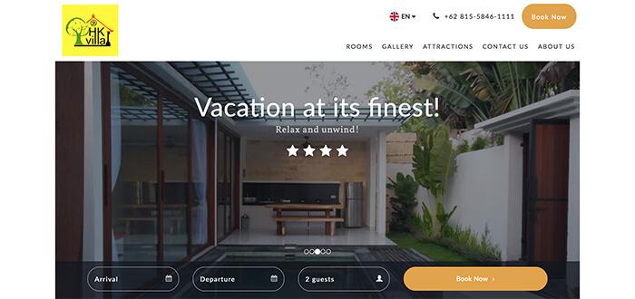 HK Villa Bali